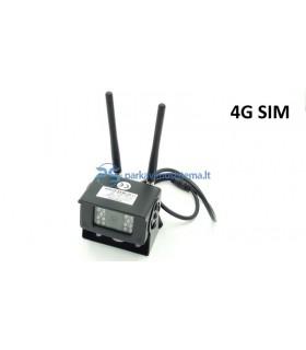 Belaidė kamera su SIM kortele